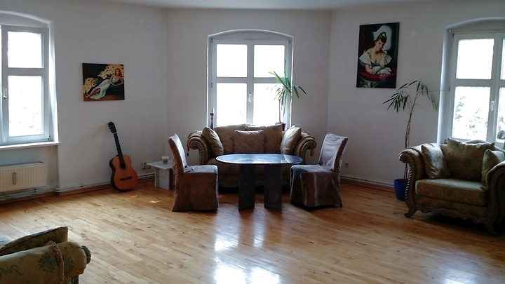 3 room apartment in Berlin - Weißensee, furnished