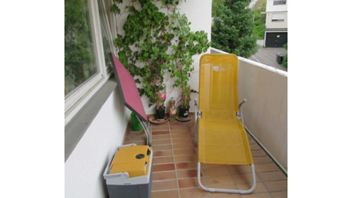 1 room apartment in Reutlingen, furnished, temporary