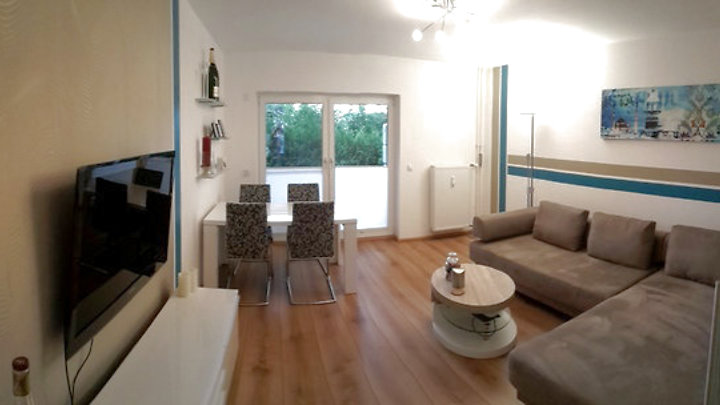 2½ room apartment in Hamburg - Rahlstedt, furnished