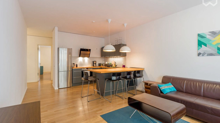 3 room apartment in Berlin - Friedrichshain, furnished