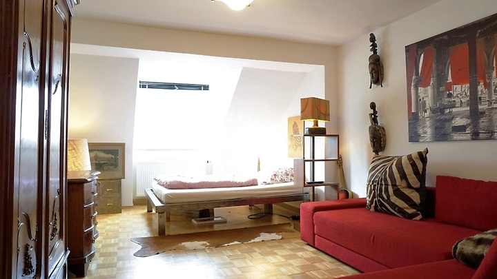 2 room apartment in München - Gärtnerplatzviertel, furnished, temporary