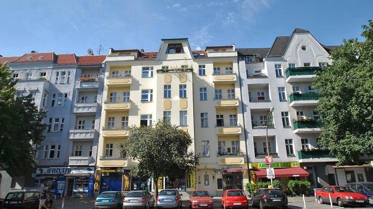 1 room apartment in berlin wedding furnished no 3262 temporary furnished. Black Bedroom Furniture Sets. Home Design Ideas