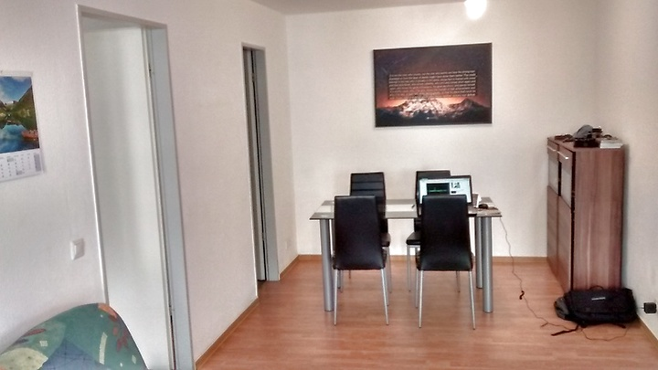 2 room apartment in Obertshausen, furnished, temporary