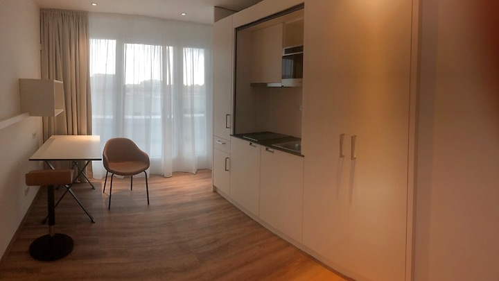 1 room apartment in Erlangen, furnished, temporary