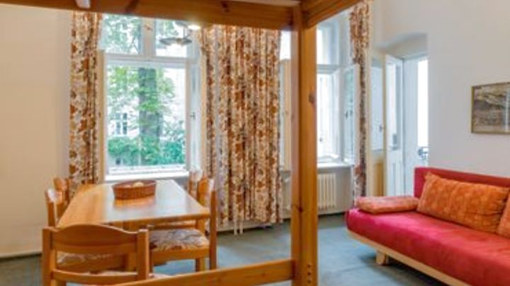 2 room apartment in Berlin - Charlottenburg, furnished