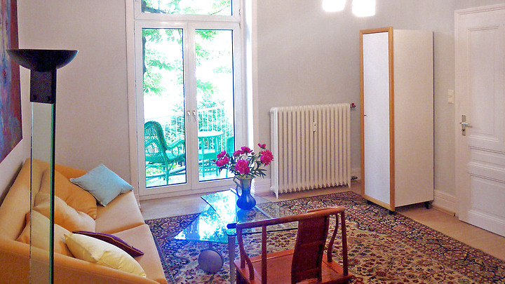 3 room apartment in Frankfurt am Main - Westend-Nord, furnished