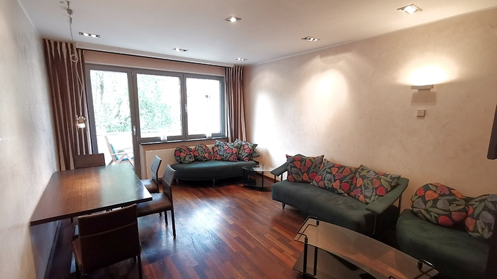 2½ room apartment in Berlin - Wilmersdorf, furnished, temporary