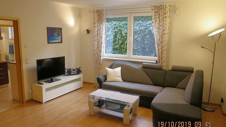 1 room apartment in Berlin - Spandau, furnished