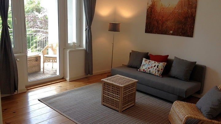 2½ room apartment in Berlin - Karlshorst, furnished, temporary