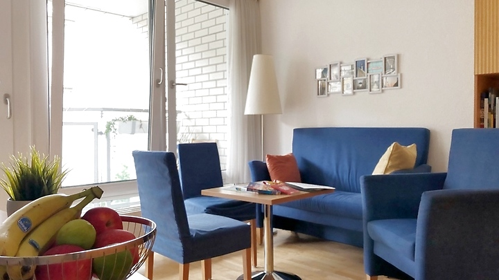 1½ room apartment in Berlin - Mitte, furnished, temporary