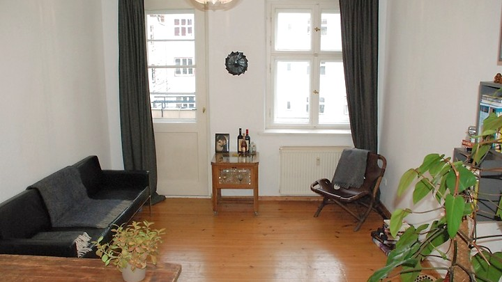 2 room apartment in Berlin - Prenzlauer Berg, furnished, temporary