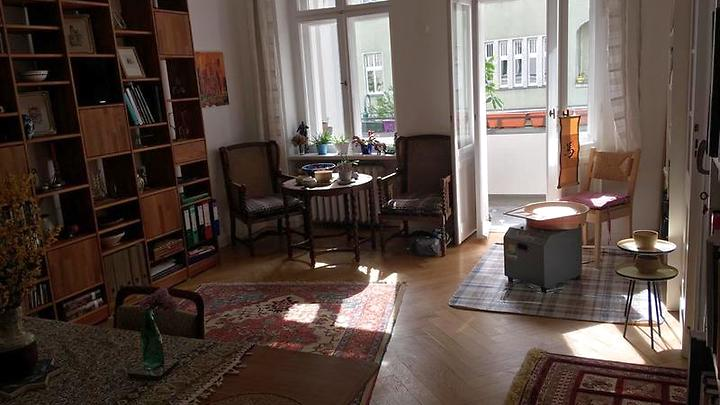 3 room apartment in Berlin - Schöneberg, furnished, temporary