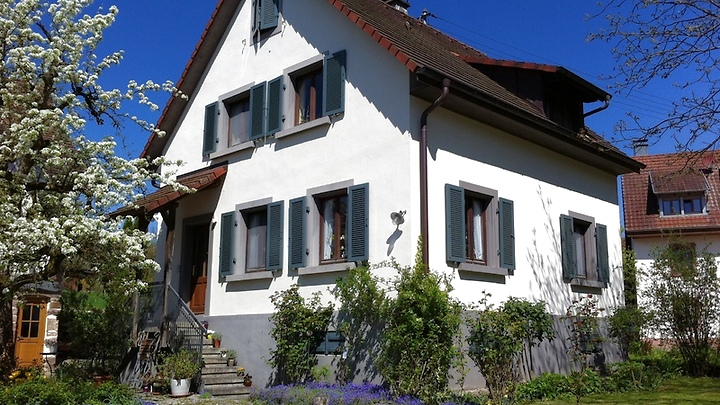 3½ room house in Kandern, furnished, temporary