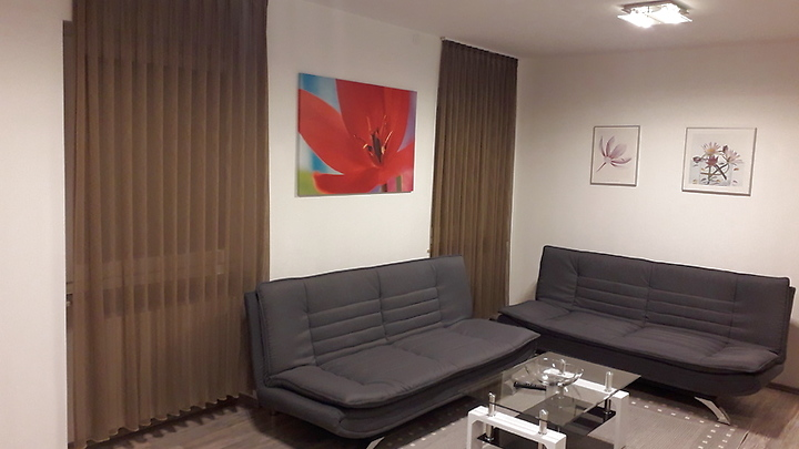 2 room apartment in Dietzenbach, furnished