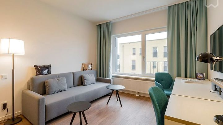 1 room apartment in Berlin - Mitte, furnished, temporary