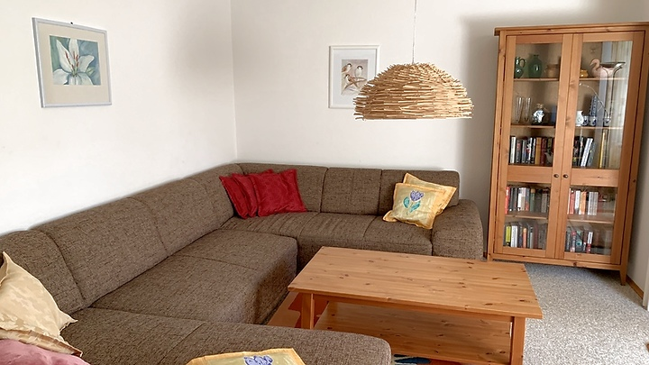 3 room apartment in Konstanz - Allmannsdorf, furnished, temporary