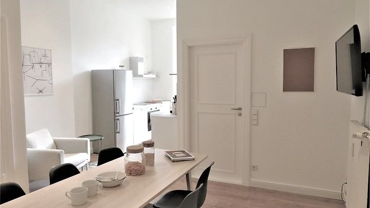 4 room apartment in Berlin - Kreuzberg, furnished