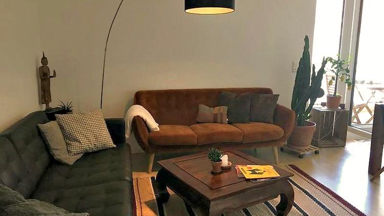 1½ Zimmer Wohnung In München Westend Möbliert Auf Zeit Nr 6293