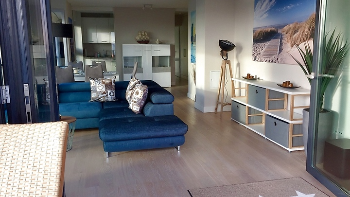 3 room apartment in Hamburg - St. Pauli, furnished