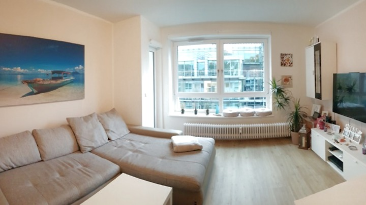 4 room apartment in Hamburg - Hohenfelde, furnished
