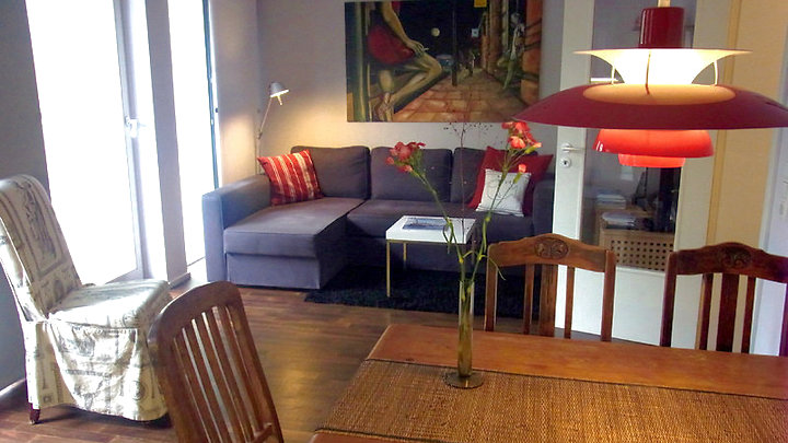 2 room apartment in Hamburg - Schanzenviertel, furnished, temporary