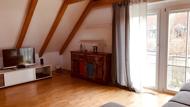 2 room apartment in Hallbergmoos, furnished, temporary