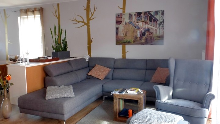 5 room house in Hirschberg, furnished