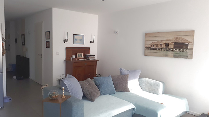 3 room apartment in Hattersheim am Main, furnished, temporary