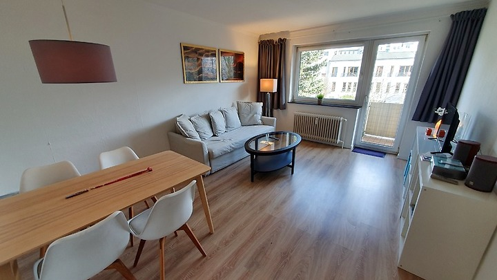 3 room apartment in Hamburg (Eimsbüttel), furnished, temporary