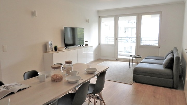3 room apartment in Berlin - Kreuzberg, furnished