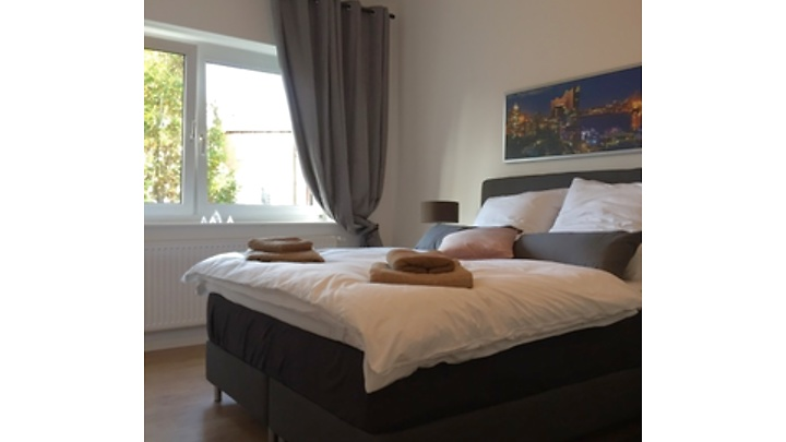 2 room apartment in Hamburg - Horn, furnished, temporary