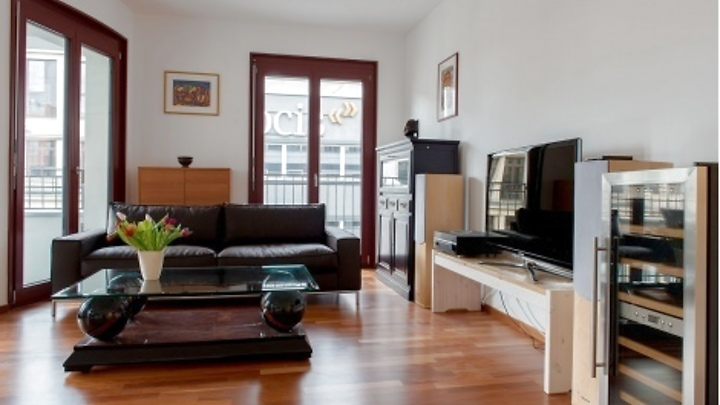 3 room apartment in Berlin - Mitte, furnished