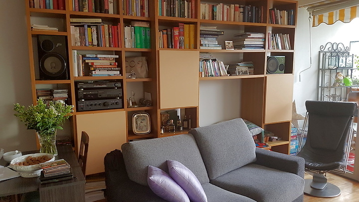3½ room apartment in München - Schwabing-West, furnished