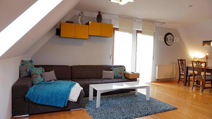 2 room apartment in Troisdorf, furnished