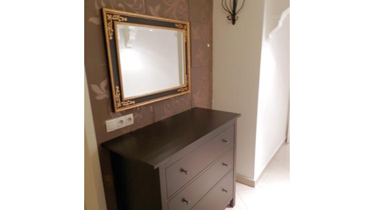 3 room apartment in k ln h henberg furnished no 4312 temporary furnished. Black Bedroom Furniture Sets. Home Design Ideas