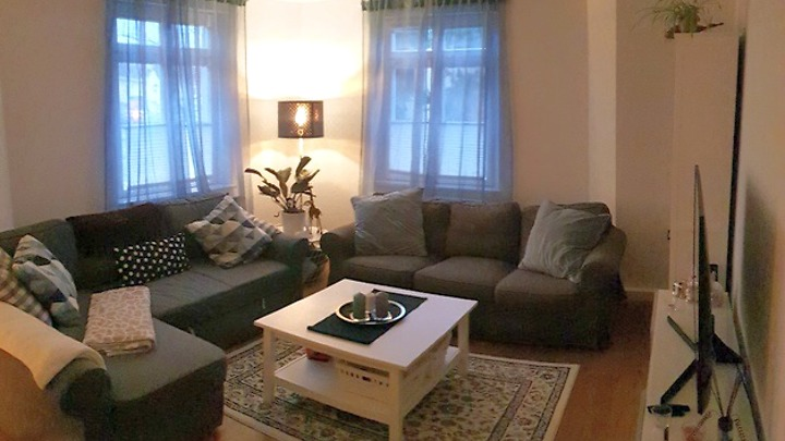 2 room apartment in Mainz-Kostheim, furnished, temporary