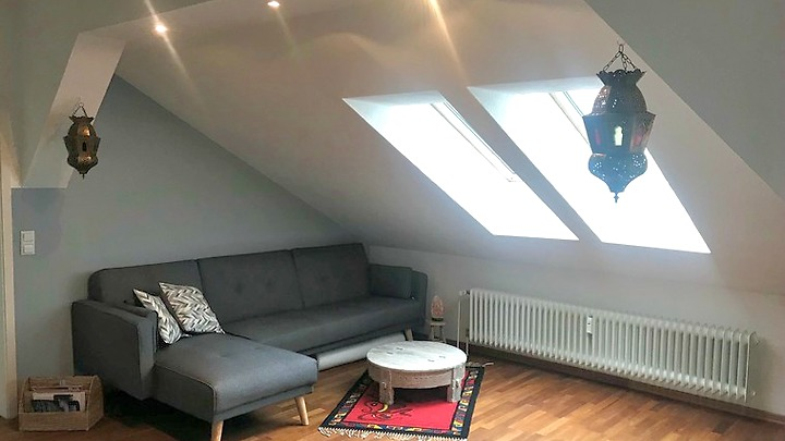 2 room apartment in Berlin - Friedenau, furnished, temporary