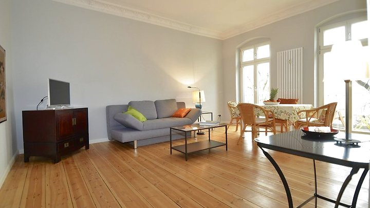 2 room apartment in Berlin - Wilmersdorf, furnished