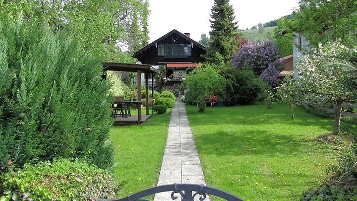2 room apartment in Schliersee, furnished, temporary