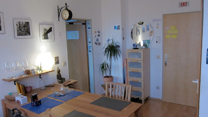 2 room apartment in Nürnberg - St. Johannis, furnished, temporary