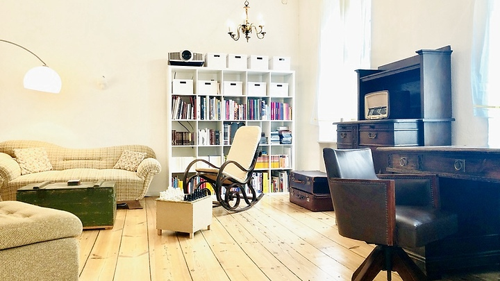 4 room apartment in Berlin - Mitte, furnished