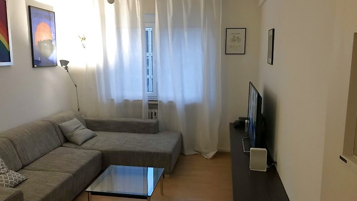 3 room apartment in Düsseldorf - Unterbilk, furnished, temporary