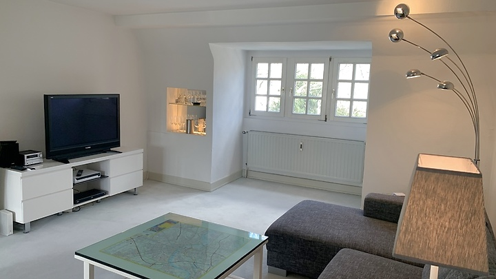2 room maisonette apartment in Köln - Bayenthal, furnished