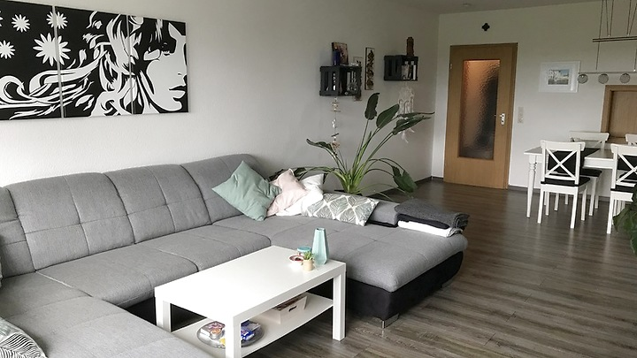 3 room apartment in Bonn - Beuel, furnished, temporary