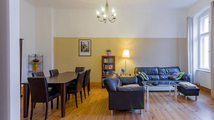 3 room apartment in Berlin - Charlottenburg, furnished