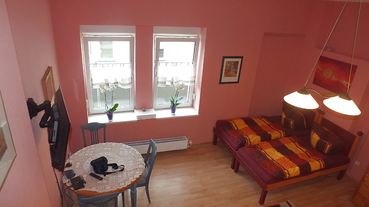 1 room apartment in Königswinter, furnished