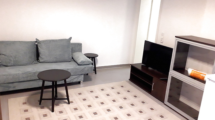 1 room apartment in Dietzenbach, furnished