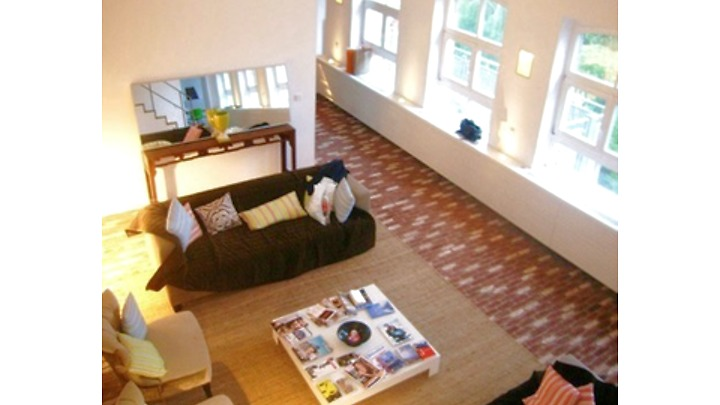 6 room apartment in Berlin, furnished