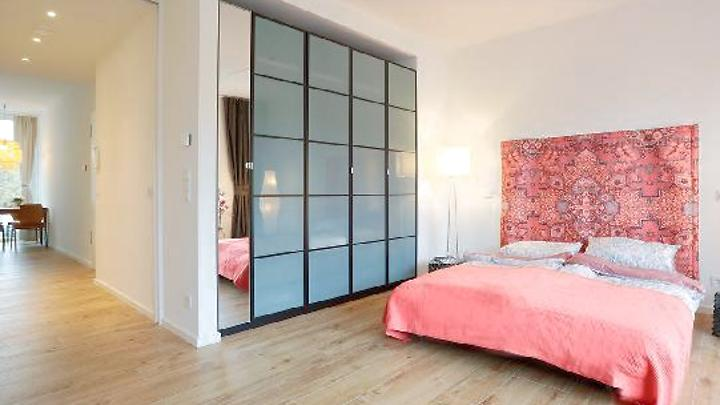 1½ room apartment in Berlin - Pankow, furnished