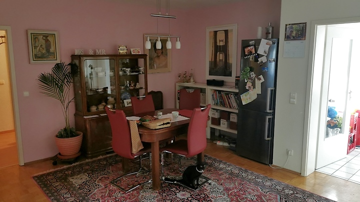 4 room apartment in Berlin - Tempelhof, furnished, temporary